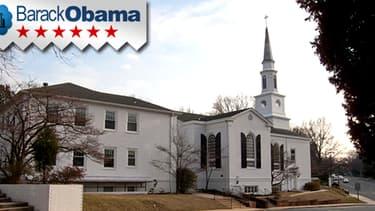 """""""Je suis chrétien par choix. C'est l'enseignement de Jésus-Christ qui est la source d'inspiration de la vie que je veux mener"""" explique Barack Hussein Obama."""