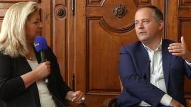 Benoît Coeuré interviewé par Hedwige Chevrillon