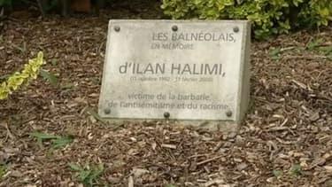 La plaque en mémoire d'Ilan Halimi a été trouvée endommagée à Bagneux.