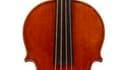 Un violon Stradivarius extrêmement rare, ayant appartenu à la petite-fille du poète anglais Lord Byron, a été vendu lundi à un prix record de 9,8 millions de livres (11 millions d'euros) lors d'une vente de charité. /Photo diffusée le 21 juin 2011/REUTERS