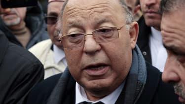 Dalil Boubakeur, le président du CFCM.