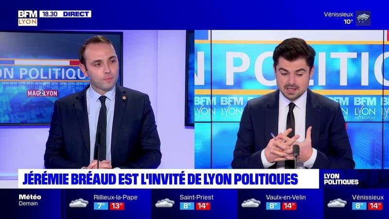 Mariages: Jérémie Bréaud, maire (LR) de Bron, assure que depuis la nouvelle charte, il n'y a pas plus de débordement lors des cérémonies