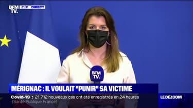 """Marlène Schiappa sur le féminicide à Mérignac: """"Nous avons diligenté immédiatement une mission d'inspection pour que toute la lumière soit faite"""""""