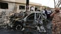 L'ambassade de France à Tripoli a été visée par un attentat à la voiture piégée, mardi 23 avril.