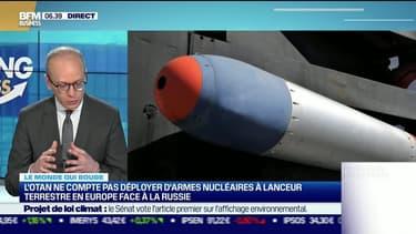 Benaouda Abdeddaïm : L'Otan ne compte pas déployer d'armes nucléaires à lanceur terrestre en Europe face à la Russie - 15/06