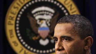Après une année mitigée achevée par quelques succès retentissants, 2011 s'annonce semée d'embûches pour Barack Obama, qui devra cohabiter avec des républicains sortis renforcés des élections de mi-mandat, sans compromettre ses chances de réélection en 201