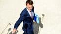 Emmanuel Macron veut une zone euro davantage intégrée