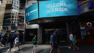 Après sa première cotation, l'action Facebook avait perdue environ 50% de sa valeur comparé à son prix d'introduction de 38 dollars. Aujourd'hui, elle vaut trois fois plus.
