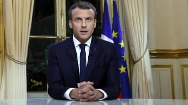 Emmanuel Macron a révélé ce chiffre dimanche soir