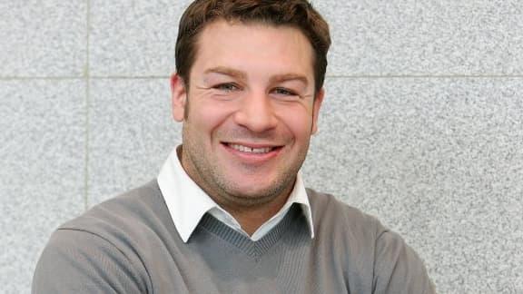 Thomas Lombard, consultant RMC Sport