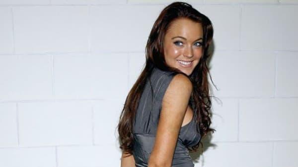 Lindsay Lohan, le 4 juin 2004