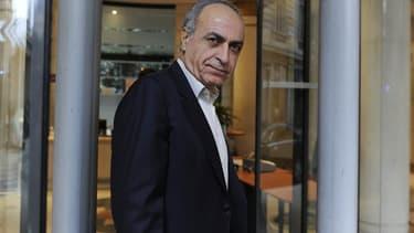 Ziad Takieddine, l'homme d'affaires libanais mis en examen dans le dossier.