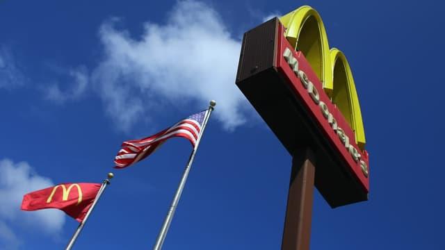 McDonald's est à la peine