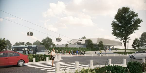 Projet de station du Câble A-Téléval