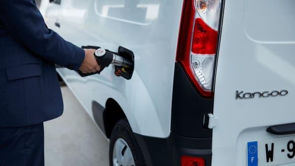 Dans sa version avec prolongateur d'autonomie à hydrogène, le Kangoo offre 140 kilomètres d'autonomie supplémentaires, par rapport à un Kangoo électrique classique.