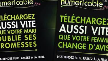 La nouvelle publicité de Numericable n'a pas fait rire tout le monde.