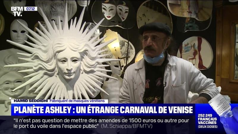 Un étrange carnaval de Venise - 08/02