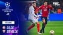 Résumé : Lille 0-0 Séville - Ligue des champions (J3)