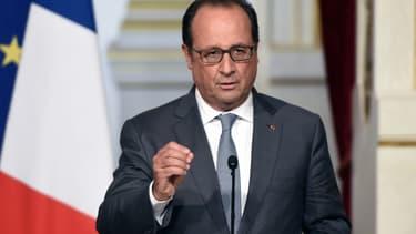 Même s'il réalisait une promesse de campagne, François Hollande ne serait pas plus populaire (photo d'illustration)