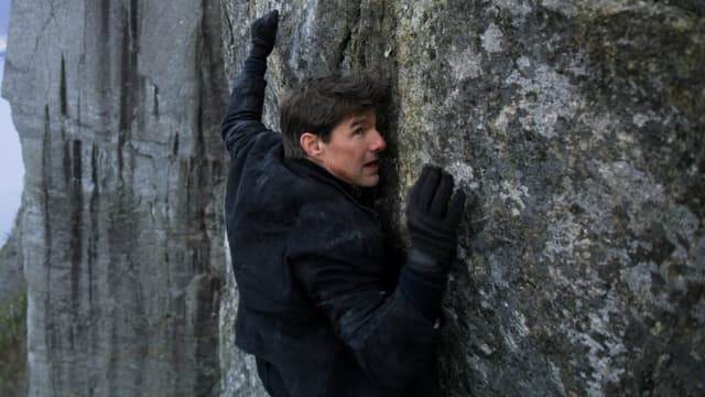"""Tom Cruise dans """"Mission Impossible Fallout"""""""