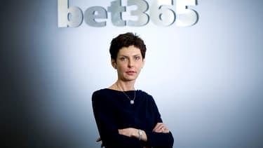 Denise Coates, la fondatrice du site de paris en ligne Bet365.