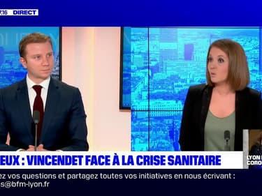 Confinement, crise sanitaire, élections municipales: Alexandre Vincendet, maire de Rillieux-la-Pape, était l'invité de Bonjour Lyon