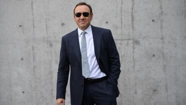 Kevin Spacey, en 2016