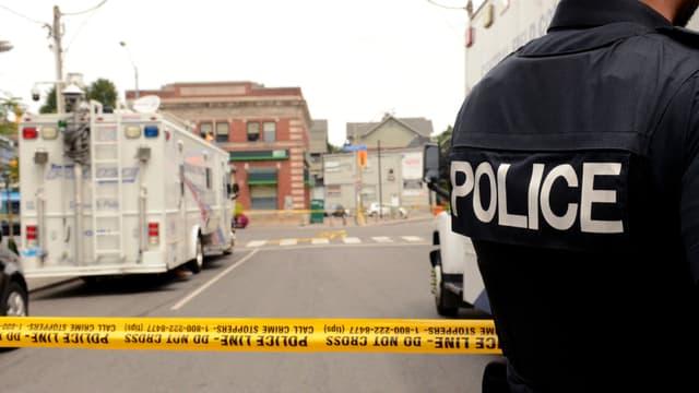La police canadienne.