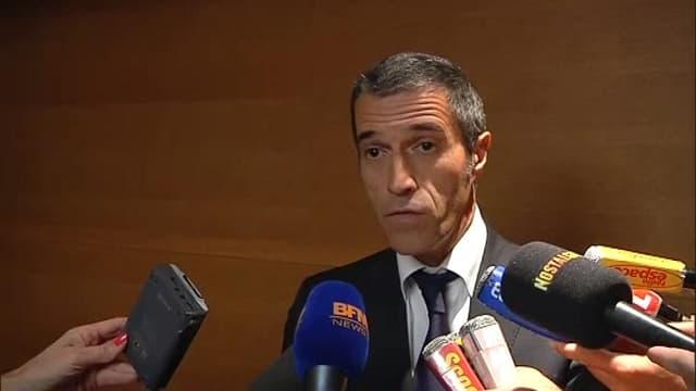 Le procureur de la République de Lyon, Marc Cimamonti