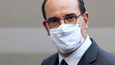Le Premier ministre Jean Castex, le 12 novembre 2020 à Paris