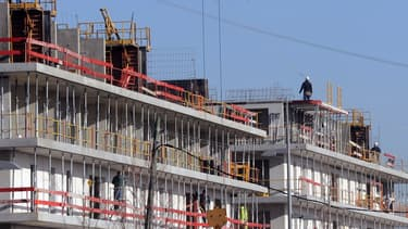 Le nombre de permis de construire a baissé de 12%.