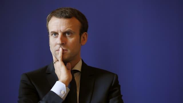 Emmanuel Macron a été élu le 7 mai.