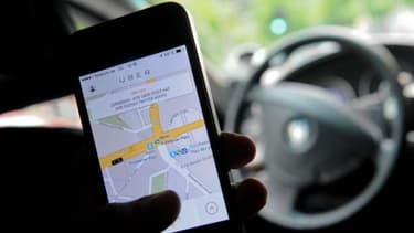 """Uber a déjà été condamné par la justice française à une amende de 100.000 euros en raison de son service """"UberPOP""""."""