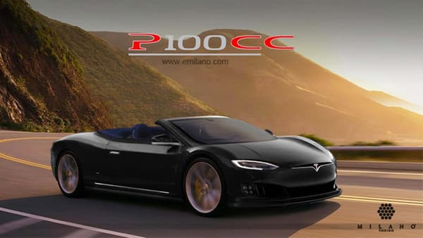 La P100CC n'est pas mal non plus en noir.