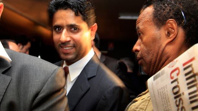 Nasser Al-Khelaifi, le nouvel homme fort du PSG