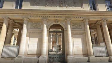 La faculté de médecine de Paris-Descartes, qui a fusionné avec l'université Paris-Diderot