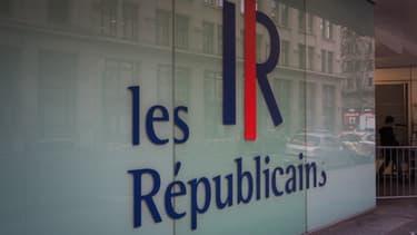 Le siège des Républicains rue de Vaugirard, à Paris.