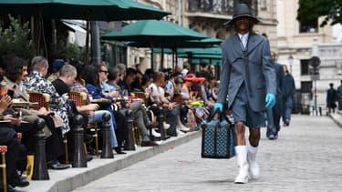 Le défilé homme Louis Vuitton printemps/été 2020