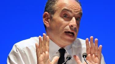 Le président de l'UMP, Jean-François Copé, le 6 mai.