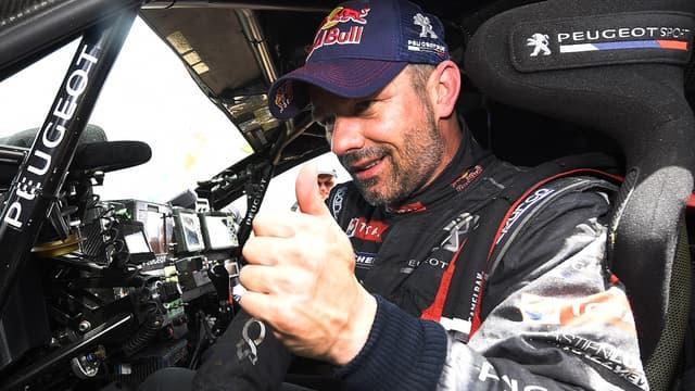 Sébastien Loeb va s'attaquer à son deuxième Dakar (2-14 janvier).