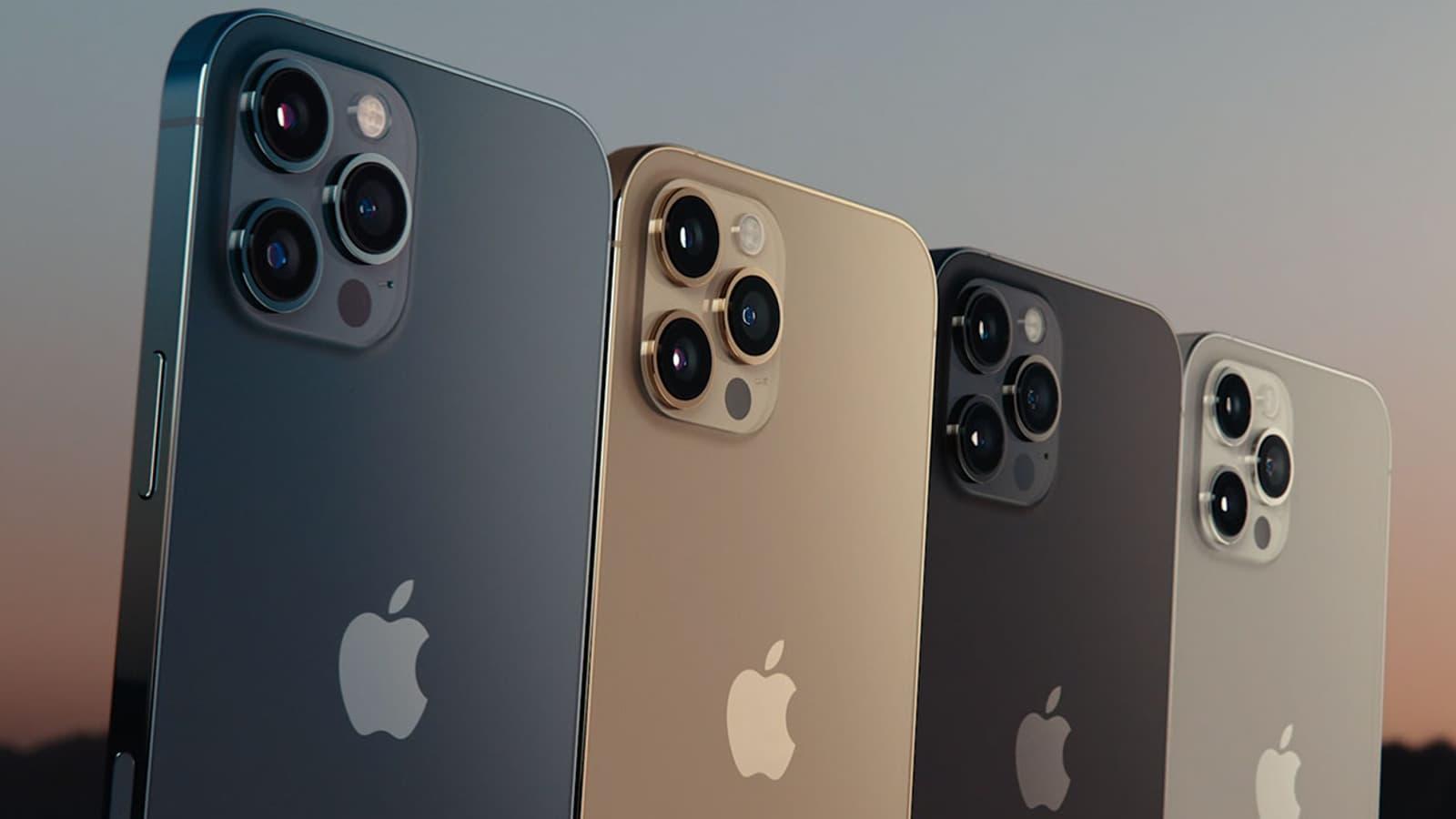 iPhone 12, iPhone 12 Pro: Apple dévoile ses premiers iPhone 5G