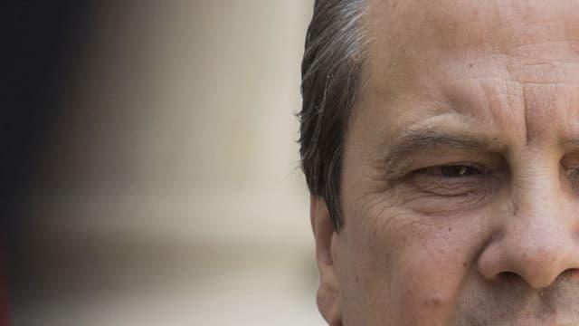 Le patron du PS, Jean-Christophe Cambadélis