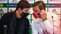 Mauricio Pochettino et Miguel D'Agostino