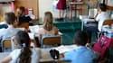 Dans une école à Vincennes. La rentrée scolaire se fait ce mercredi en France avec certains nouveaux enseignants dépourvus de formation pédagogique, une situation que dénoncent syndicats de professeurs et associations de parents d'élèves. /Photo d'archive