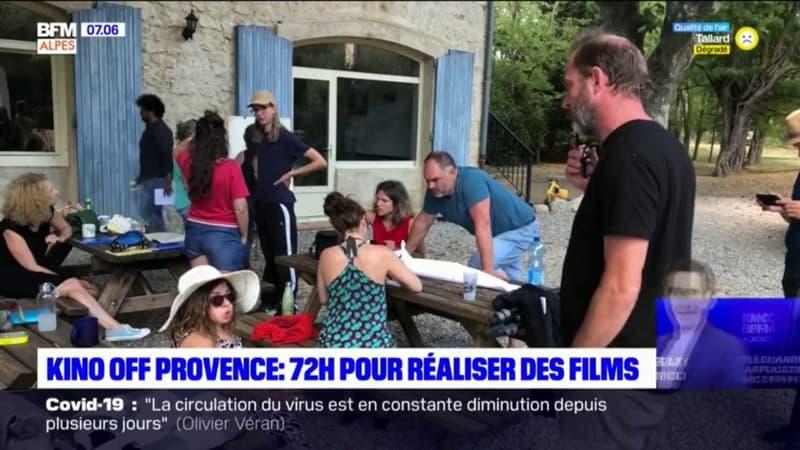 Saint-Michel-l'Observatoire: un kino kabaret pour 72 heures