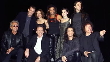 Le casting de Notre-Dame de Paris en 2000