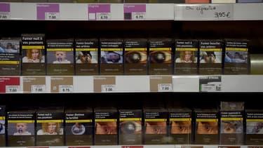 Recul des ventes de cigarettes en décembre