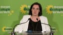 Emmanuelle Cosse, secrétaire nationale EELV, le 23 mars dernier à Paris.