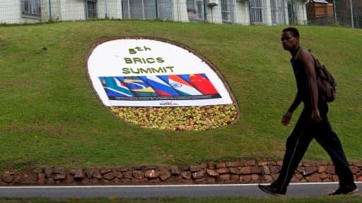 Le cinquième sommet des BRICS à Durban en Afrique du Sud de mars 2013.