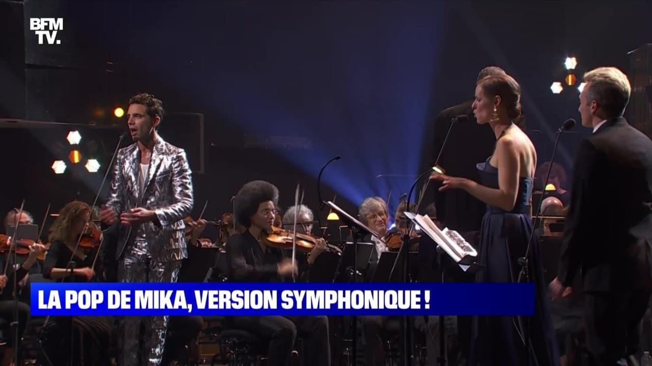 La pop de Mika, version symphonique ! - 24/10